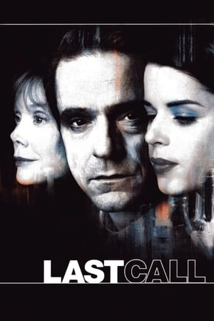 Poster Last Call (2002)