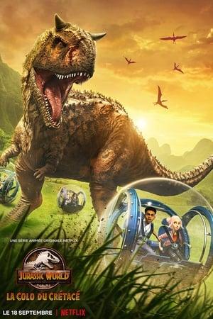Image Jurassic World : La Colo du Crétacé