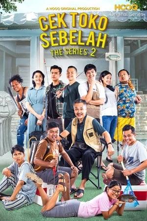 Cek Toko Sebelah: The Series Season 2 Part1 (2019)