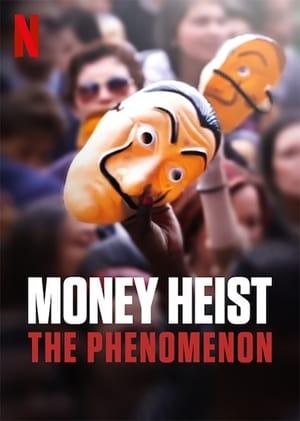 Image Money Heist: The Phenomenon