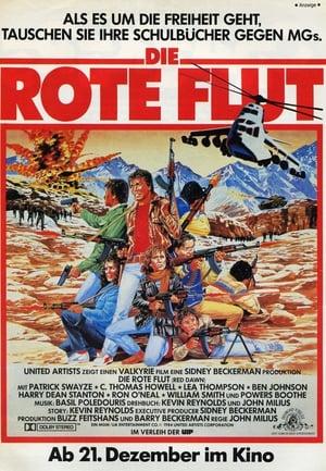 Die rote Flut Film