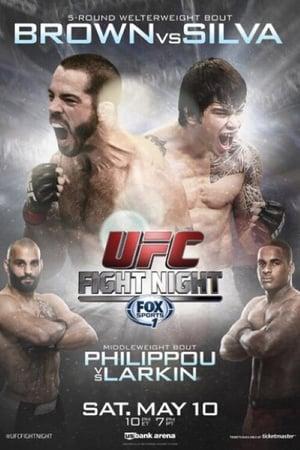 UFC Fight Night 40: Brown vs. Silva (2014)