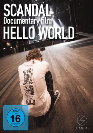 "Play SCANDAL ""Documentary film「HELLO WORLD」"""