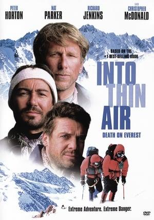 Into Thin Air: Death on Everest-Richard Jenkins