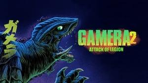 poster Gamera 2: Attack of the Legion