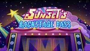 My Little Pony: Equestria Girls – Sunset's Backstage Pass