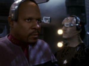 Star Trek: Espacio profundo nueve: 6×1