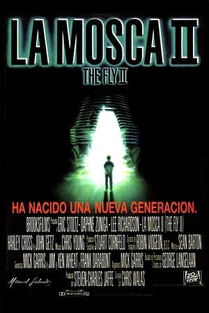 VER La mosca II (1989) Online Gratis HD