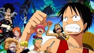 One Piece Season 0 :Episode 15  Giant Mecha Soldier of Karakuri Castle