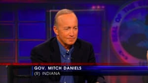The Daily Show with Trevor Noah Season 16 : Mitch Daniels