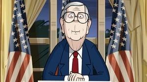 Our Cartoon President: 1×12