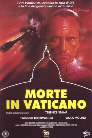 Death in the Vatican-Terence Stamp