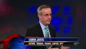 The Daily Show with Trevor Noah - Eamon Javers Wiki Reviews