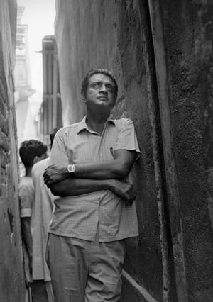Satyajit Ray Negatives - My Life with Manikda
