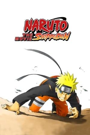 poster Naruto Shippuden the Movie