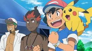 Pokémon Season 20 :Episode 43  When Regions Collide!