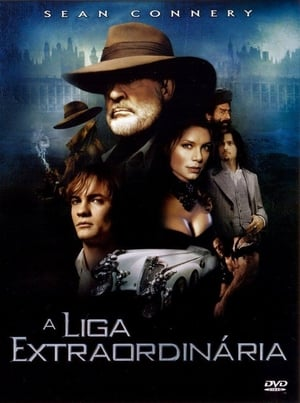 A Liga Extraordinária Torrent, Download, movie, filme, poster