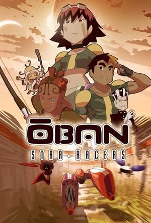 Ōban, Star-Racers
