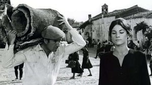Italian movie from 1966: A Matter of Honor