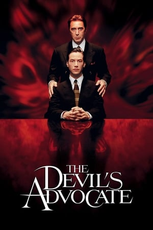 The Devil's Advocate-Keanu Reeves