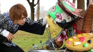 Kamen Rider Season 26 :Episode 19  Explode! Painting Soul!