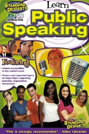 Learn Public Speaking: The Standard Deviants