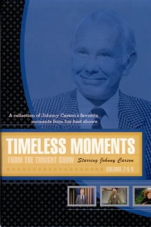 Image Timeless Moments from The Tonight Show Starring Johnny Carson - Volume 7 & 8