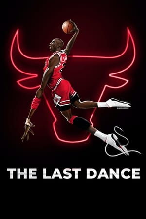 Michael Jordan: The Last Dance cover