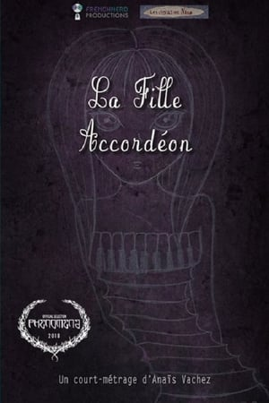 La fille accordéon