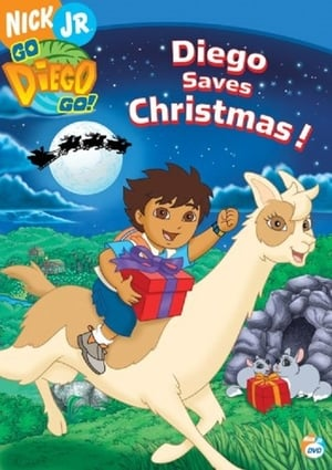 Go, Diego, Go!: Diego Saves Christmas! (1970)