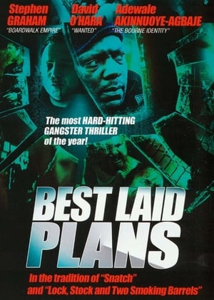 Best Laid Plans-Stephen Graham
