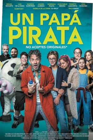 Un Papá Pirata (2019) completa