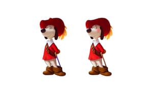 فيلم Dogtanian and the Three Muskehounds 2021 مترجم اونلاين