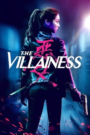 Poster The Villainess (2017)