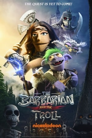 Image The Barbarian and the Troll