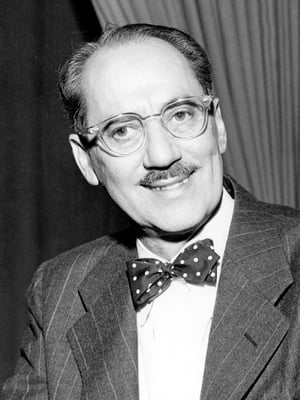 Películas Torrent de Groucho Marx