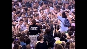 French movie from 1993: Johnny Hallyday parc des princes 93