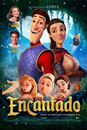 Capa do Filme Encantado