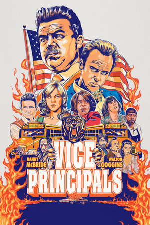 Vice Principals 2ª Temporada (2017) WEBRip | 720p | 1080p Dublado e Legendado – Baixar Torrent Download