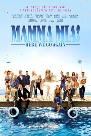 Mamma Mia! Lá Vamos Nós de Novo! Torrent (2018) Dual Áudio / Dublado 7.1 BluRay 720p | 1080p | 4K 2160p – Download