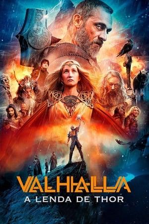 Valhalla: A Lenda de Thor - Poster
