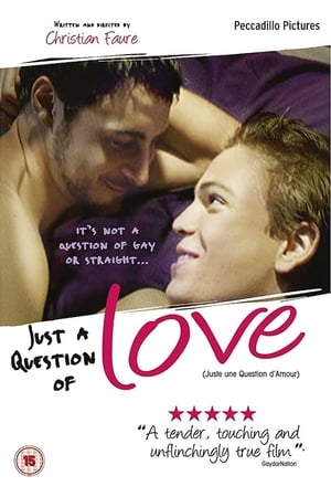 Poster Just a Question of Love (2000)
