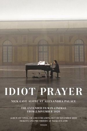 Idiot Prayer: Nick Cave Alone at Alexandra Palace