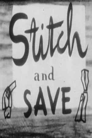 Poster Stitch and Save (1943)