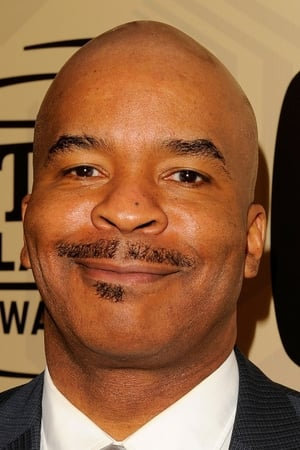 David Alan Grier isCoburn