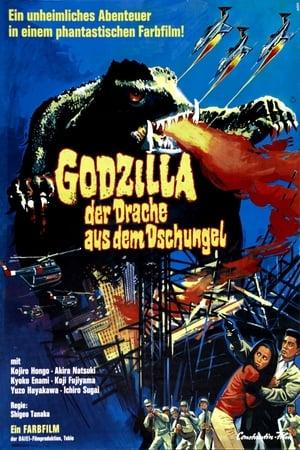 Godzilla, der Drache aus dem Dschungel