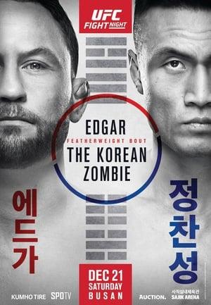 UFC Fight Night 165:  Edgar vs The Korean Zombie (2019)
