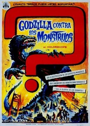 Godzilla contra los monstruos