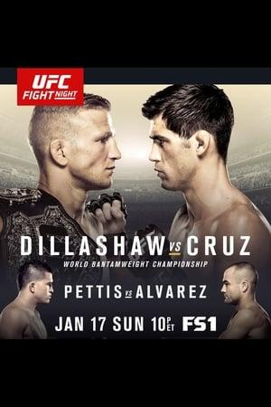 UFC Fight Night 81: Dillashaw vs. Cruz (2016)