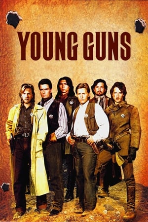 Young Guns (1988) is one of the best movies like 3:10 To Yuma (2007)